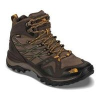 Men's The North Face Hedgehog Fastpack Mid GORE-TEX Shroom Brown/Brushfire Orange