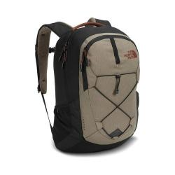 The North Face Jester Backpack Falcon Brown Heather/TNF Black