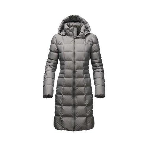 d51dd7f1 Shop Women's The North Face Metropolis Parka II TNF Medium Grey Heather -  Free Shipping Today - Overstock - 19390647