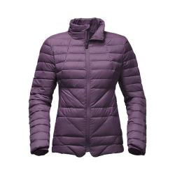 Women's The North Face Lucia Hybrid Down Jacket Dark Eggplant Purple (2 options available)