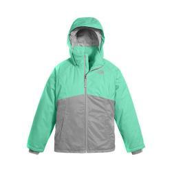 Girls' The North Face Near & Far Insulated Jacket Bermuda Green