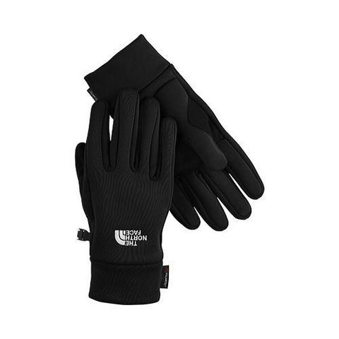 Women's The North Face Powerstretch Glove TNF Black