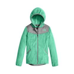 Girls' The North Face Oso Hoodie Bermuda Green