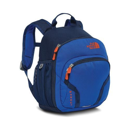 Shop Children s The North Face Sprout Backpack Bright Cobalt Blue Tibetan  Orange - Free Shipping On Orders Over  45 - Overstock.com - 19390788 e3d29e2777