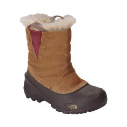 Girls' The North Face Shellista Pull-On III Tagumi Brown/Barolo Red