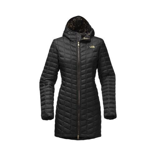a16c23ee2 Women's The North Face ThermoBall Parka II TNF Black/TNF Black Brightlights  Print