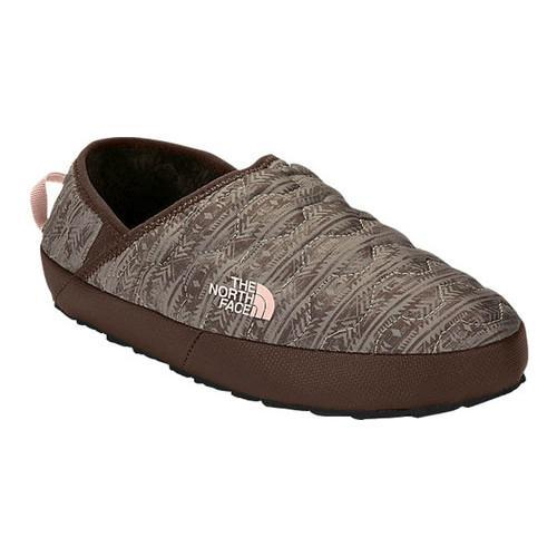 9d028321da7 Shop Women s The North Face ThermoBall Traction Mule Iv Northwest  Distressed Print Evening Sand Pink - Free Shipping On Orders Over  45 -  Overstock - ...