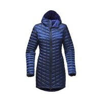Women's The North Face ThermoBall Parka II Brit Blue Size XS
