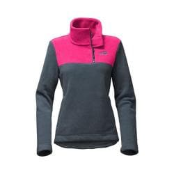 Women's The North Face Tolmiepeak Pullover Ink Blue/Petticoat Pink