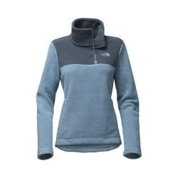 Women's The North Face Tolmiepeak Pullover Provincial Blue/Ink Blue