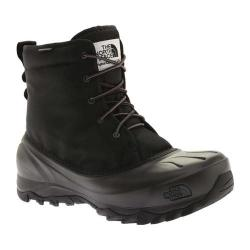 Men's The North Face Tsumoru Waterproof Boot TNF Black/Dark Shadow Grey