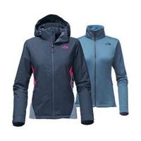 Women's The North Face Whestridge Triclimate Jacket Ink Blue