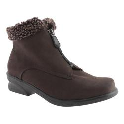 Women's Toe Warmers Monique Dark Brown
