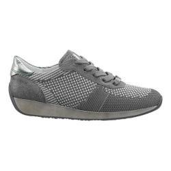 Women's ara Lilly 34027 Sneaker Grey Woven