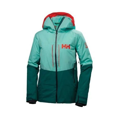 4653e868c50 Shop Women's Helly Hansen Freedom Ski Jacket Everglade - Free Shipping  Today - Overstock - 19408273