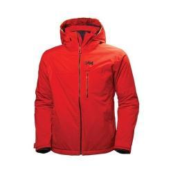 Men's Helly Hansen Double Diamond Ski Jacket Alert Red