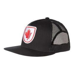 Helly Hansen Flatbrim Trucker Cap Black Ski Canada