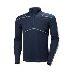 Men's Helly Hansen Lifa 1/2 Zip Baselayer Navy