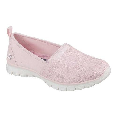 0c44356d51cc Shop Women s Skechers EZ Flex 3.0 Quick Escapade Slip-On Sneaker Light Pink  - Free Shipping Today - Overstock - 19408484