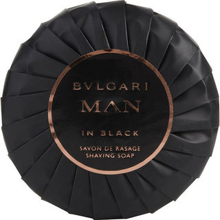 Bvlgari Man In Black Men's 3.5-ounce Shaving Soap