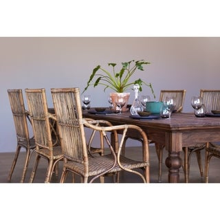 Maison Rouge Angelou Dining Table 280 - Brown - N/A