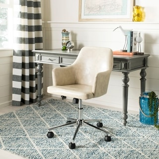 "Carbon Loft Kenton Swivel Office Chair - 21.5"" x 22.8"" x 35"""