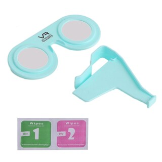 Portable Mini 3D Virtual Reality Glasses Portable Mini Fold 3D Glasses