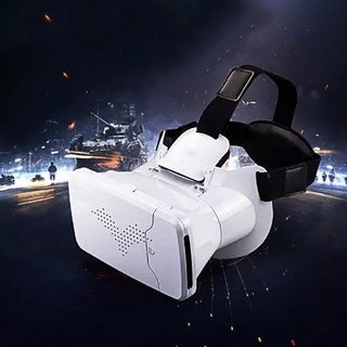 Virtual Reality VR 3D Glasses Bluetooth Remote Controller for iPhone Phones