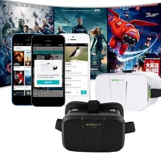 Universal Google Cardboard VR BOX Virtual Reality Game Movie 1080p 3D Glasses