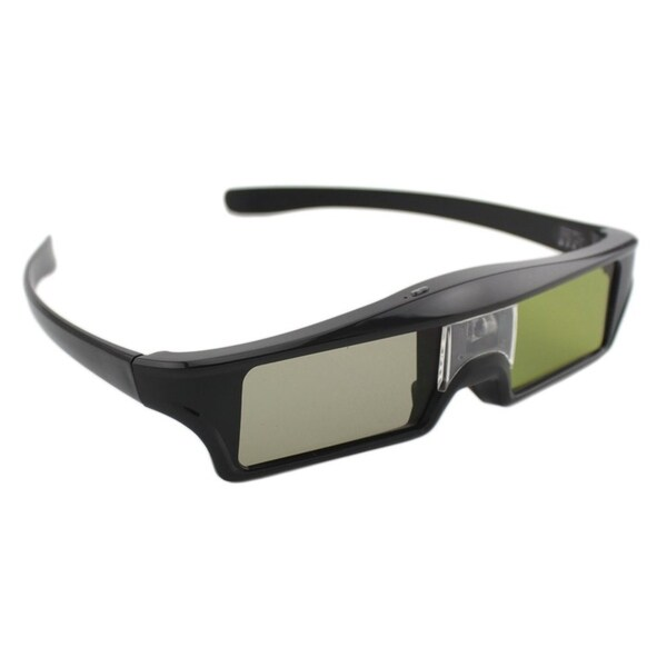 3D IR Active Shutter Glasses For BenQ W1070 W700 W710ST DLP-Link Projector
