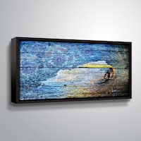 Buy Beach Framed Canvas Online At Overstock Our Best Canvas Art Deals