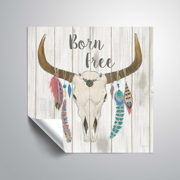 ArtWall's Bohemian Rising I Born Free Removable Wall Art Mural. Opens flyout.