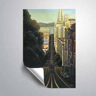 ArtWall's Spirit within Removable Wall Art Mural