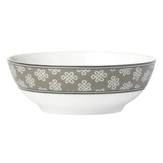 Lenox Neutral Party Knot All Purpose Bowl