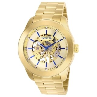 Invicta Men's 25759 'Vintage' Gold-Tone Stainless Steel Watch
