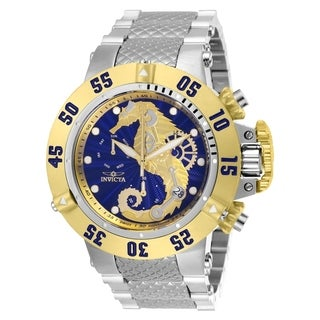Invicta Men's Subaqua 26227 Stainless Steel, Gold Watch