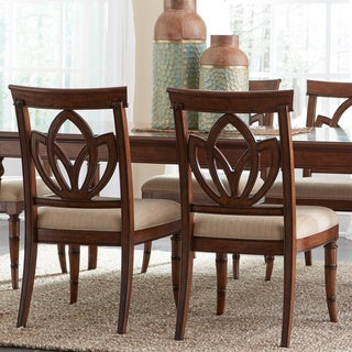 Copper Grove Reichenhall Square-back Armchairs (Set of 2)
