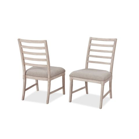 Graphite Side Chairs by Panama Jack (Set of 2)