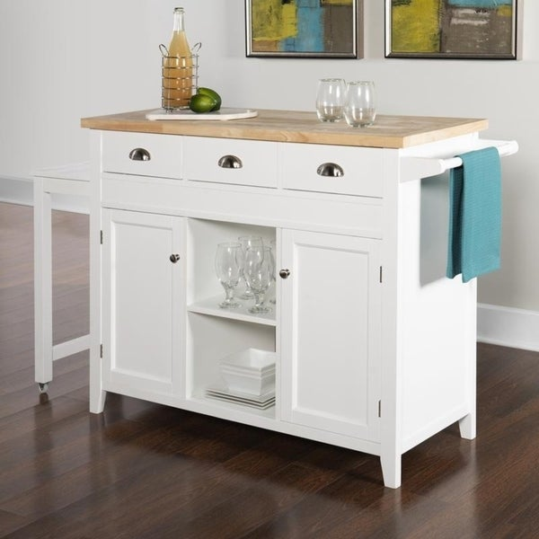 Shop Sheridan Kitchen Cart On Sale Free Shipping Today