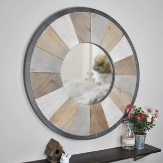 FirsTime® Adler Rustic Wood Mirror