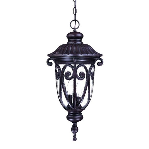 Acclaim Lighting Naples 2126MM 3-Light Outdoor Hanging Lantern