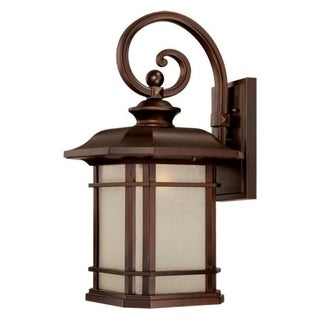 Acclaim Lighting Somerset 22-Inch Wall Mount in Bronze