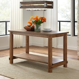 Simple Living Hathaway Counter Height Table