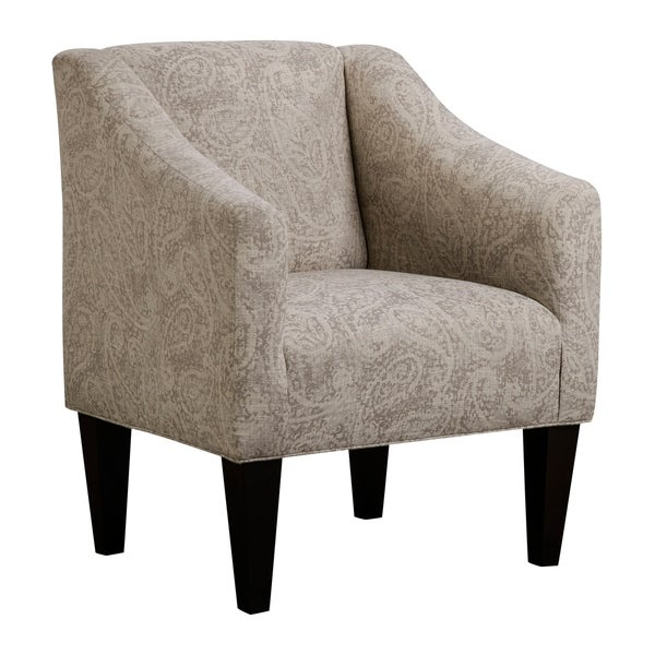 Chapter 3 Jennifer Cream Colored Casual Club Chair