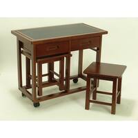 Kids Activity Table and Stool Set