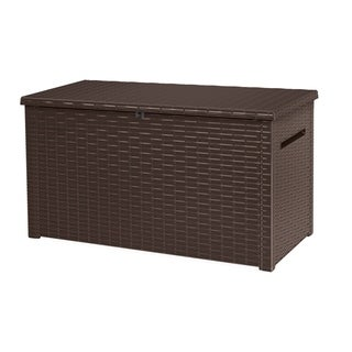 Keter Java 230 Gallon Plastic Resin Outdoor Deck Box