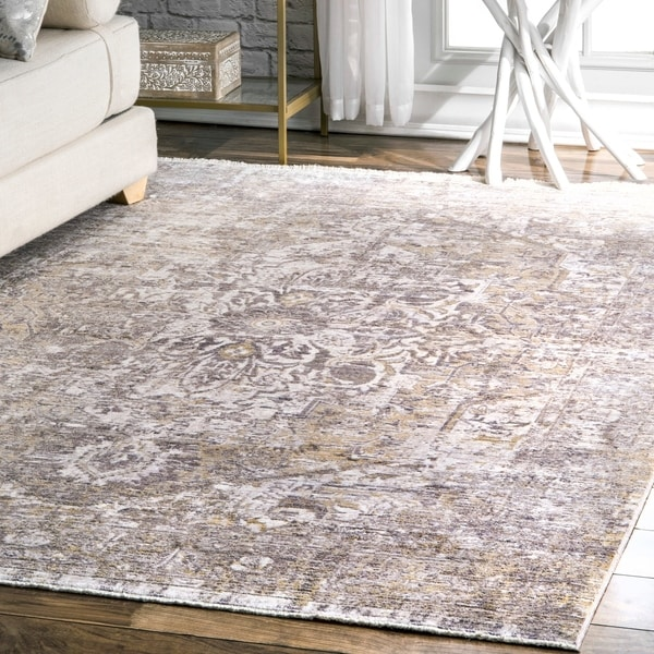 Rustic Rug Country: Shop NuLOOM Orange Traditional Rustic Country Ornamental