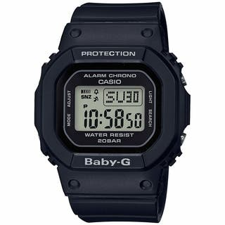 Casio Baby G Women's Watch (Black)