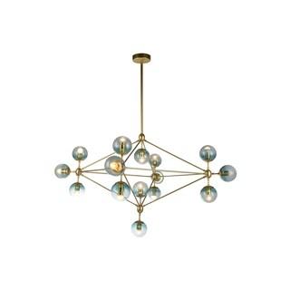 Hampshire Modern 42-inch 15-light Sputnik Chandelier