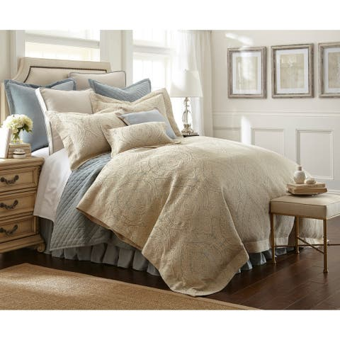 PCHF Abigail 3-piece Luxury Comforter Set